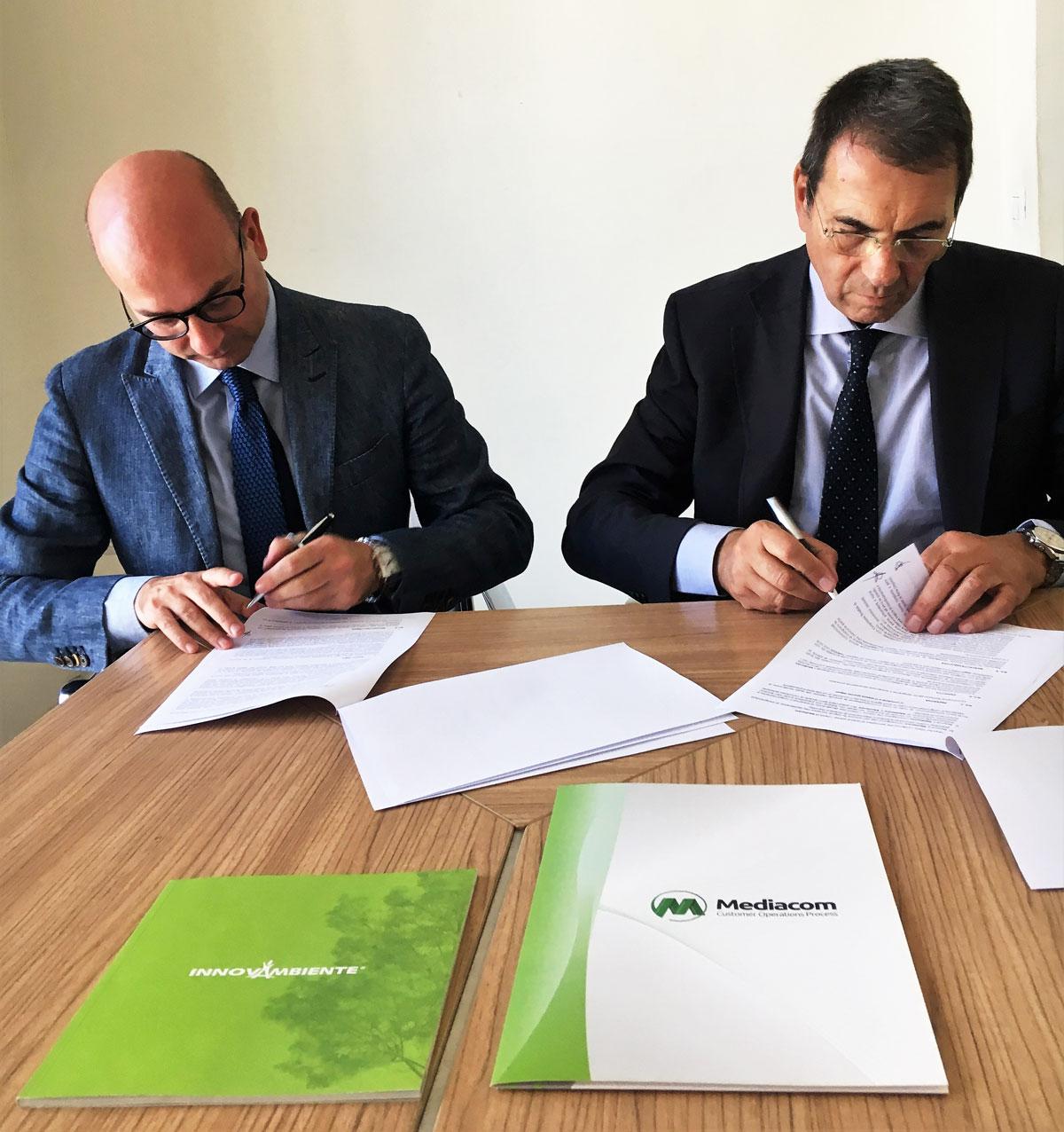 Mediacom Partnership Innovambiente